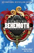 Westerfeld-BehemothUKpaperback