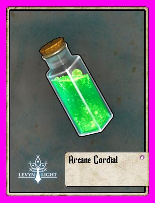 Arcane Cordial