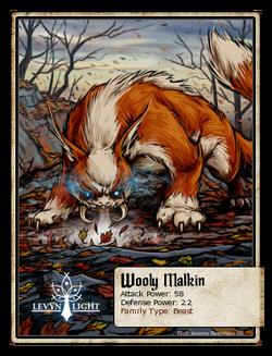 Wooly Malkin