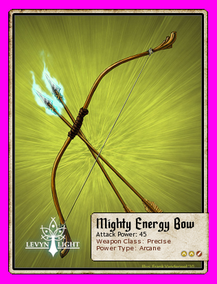 Mighty Energy Bow