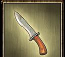 Notched Knife
