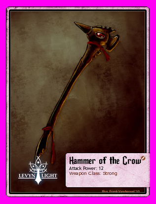 Hammer of the Crow