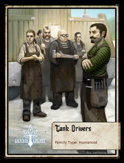 Tank Drivers
