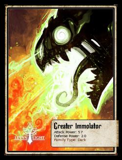 Greater Immolator