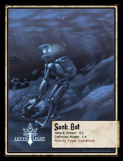 Sunk Bot
