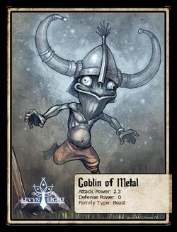 Goblin of Metal