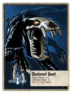 Blackened Beast