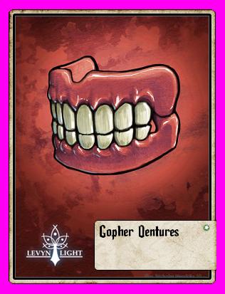 Gopher Dentures