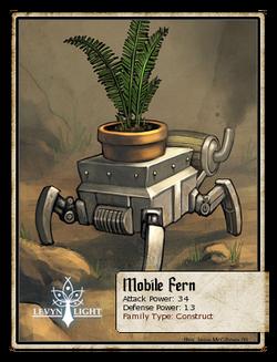 Mobile Fern