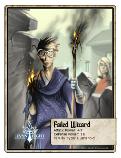 Failed Wizard