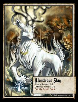 Wondrous Stag