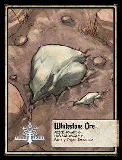 Whitestone Ore