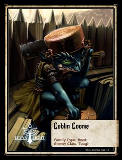 Goblin Goonie