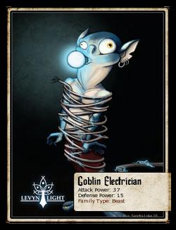 Goblin Electrician