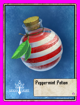 Peppermint Potion