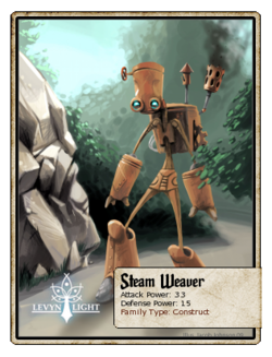Steam Weaver