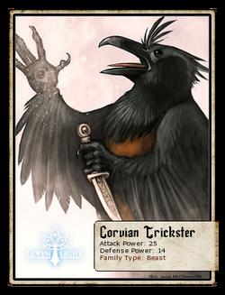 Corvian Trickster