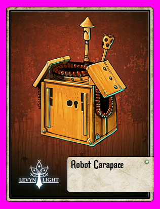 Robot Carapace