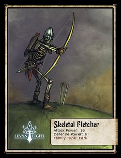 Skeletal Fletcher