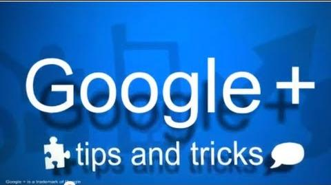 How to make a post on Google Plus