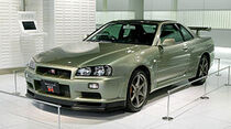 280px-Nissan Skyline R34 GT-R Nür 001