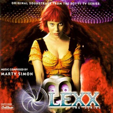 File:Lexx The Series soundtrack.jpg