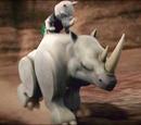 Rinoceronte de La Leyenda