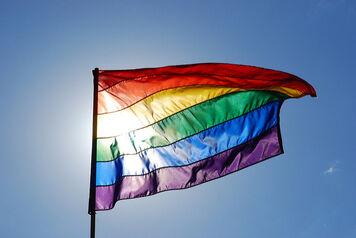 Pride Flag Michael Kazarnowicz Flickr