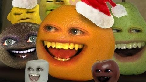 Annoying Orange Wishful Thinking