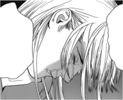 Kaneko crying