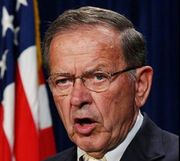 Ted Stevens showing his intelligence