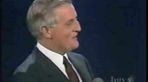 "Reagan-Mondale debate ""There you go again"" again"