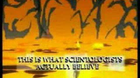 South Park Proved Right About Scientology XENU Story