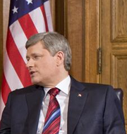 Stephen Harper shows his true colors