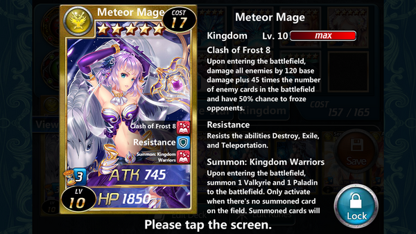 Meteor Mage 10