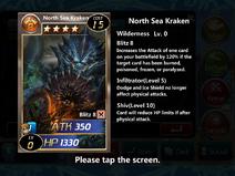 North Sea Kraken