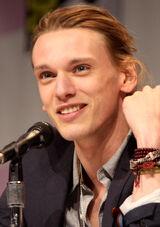 Jamie Campbell Bower WonderCon 2, 2013