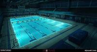 Blackwell Pool Concept Art by Gary Jamroz-Palma