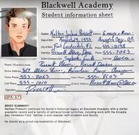 Academy Record Nathan