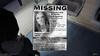 Missing Person Poster Locker Room