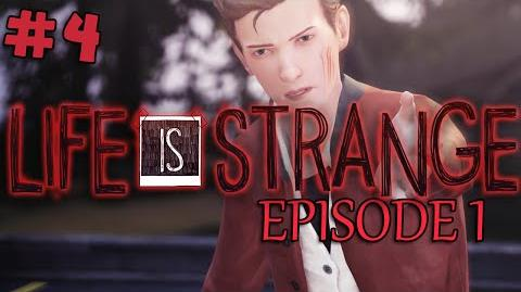 LIFE IS STRANGE Chrysalis ( 4) Nathan