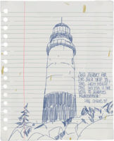 LighthouseDrawing