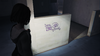 Dana Needs A Baby Daddy Graffiti Locker Room