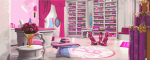 The Barbie Boutique (Location)