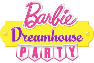 Barbie Dreamhouse Party Logo