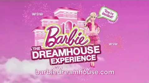 Barbie: The Dreamhouse Experience (Mall of America)