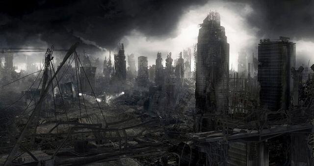 File:Futuristic Abandoned City.jpg