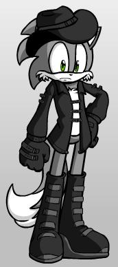 Ash the Fox