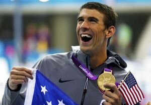Michaelphelps19thmedal