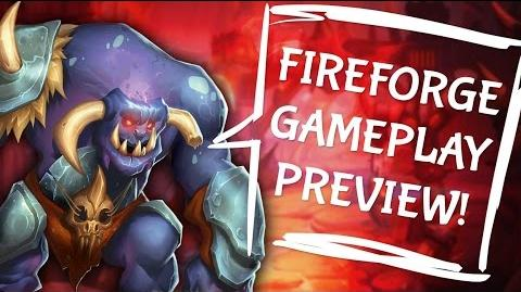 Lightseekers Fireforge Dungeon Gameplay Preview!